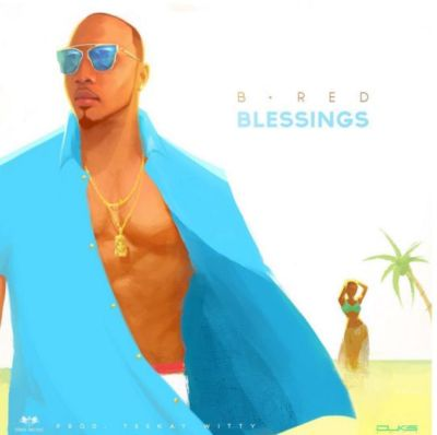 B-Red - Blessings