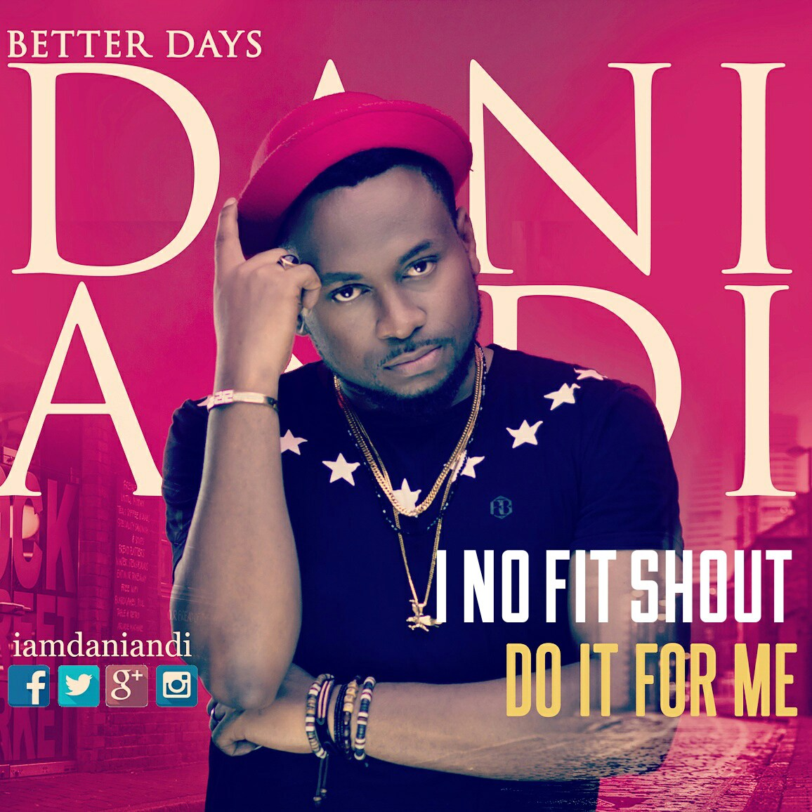 Dani Andi - I No Fit Shout + Do It For Me