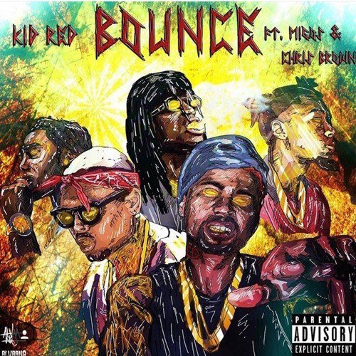 Kid Red Ft. Migos & Chris Brown - Bounce