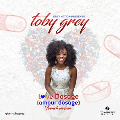 Toby Grey - Love Dosage (French Version)