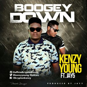 Kenzy Young - Boogey Down Ft. Jay5