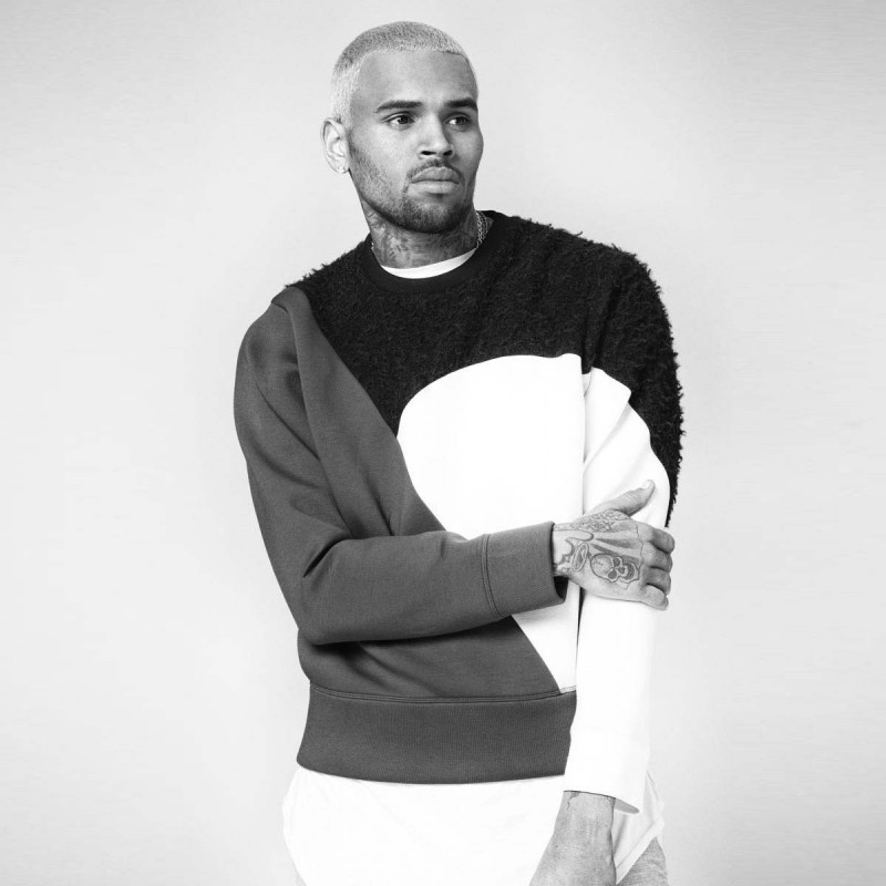Chris Brown - My Friend Lyrics