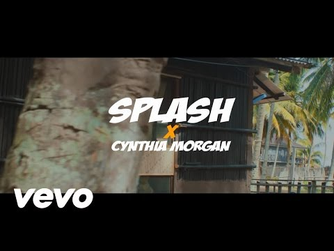 Splash - Come Over Video mp4 ft Cynthia Morgan