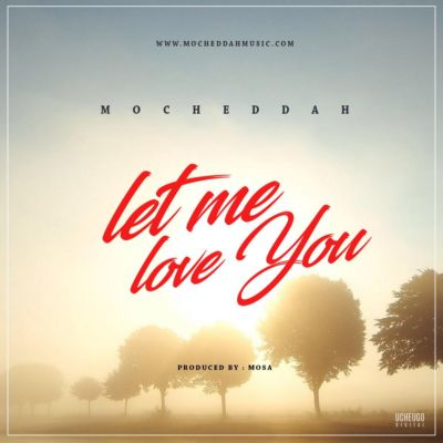 Mo'Cheddah - Let Me Love You