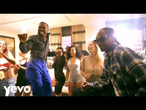 Snoop Dogg Ft. Lil Duval - Kill 'Em Wit The Shoulders Video