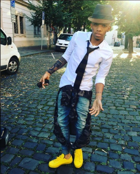 Tekno – Diana (BTS VIDEO + PHOTOS)