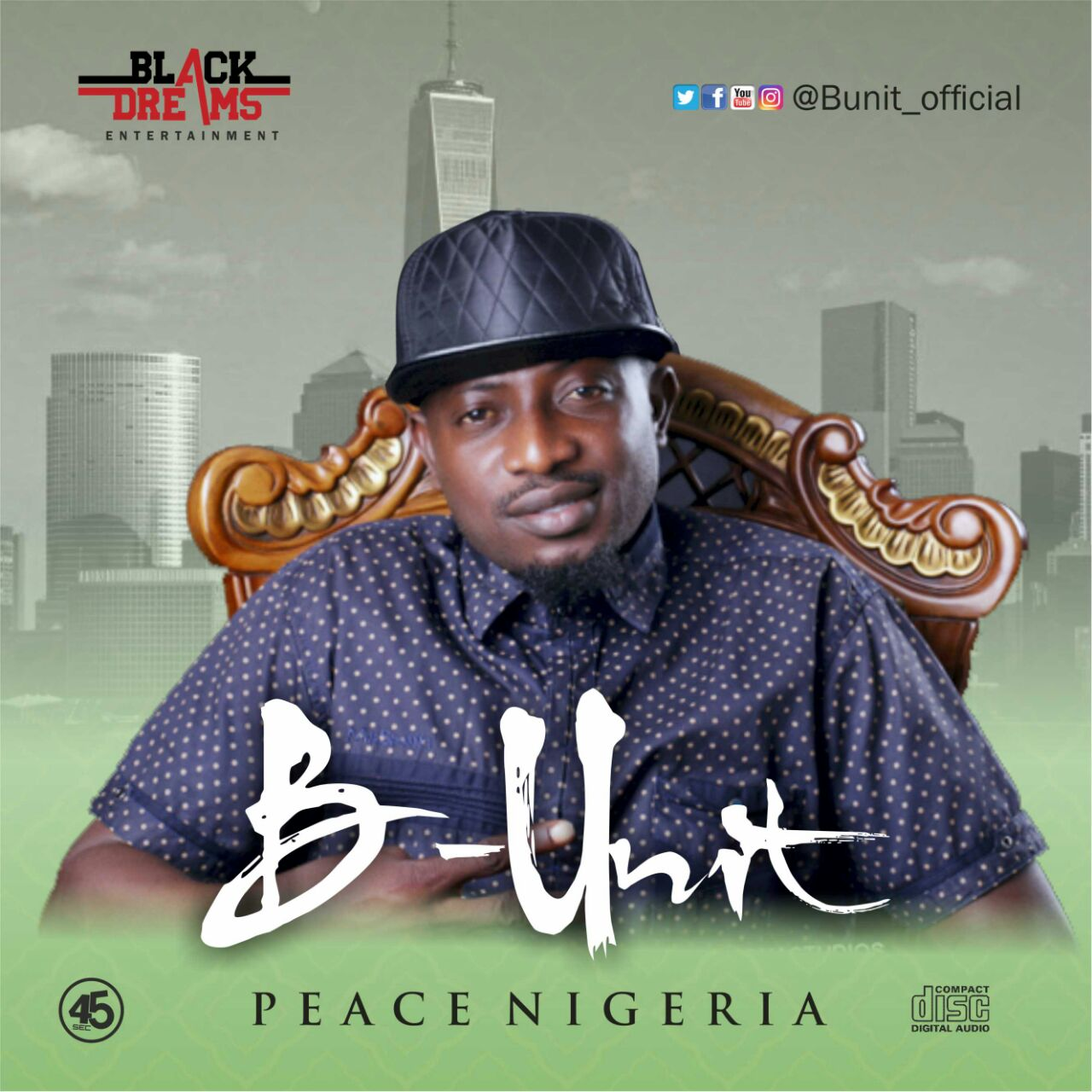 B-Unit – Peace Nigeria