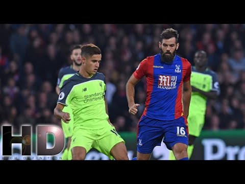 Crystal Palace 2 – 4 Liverpool [Premier League] Highlights 2016/17
