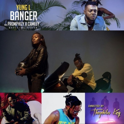 Video: Yung L ft. Promphizy & Cameey - Banger