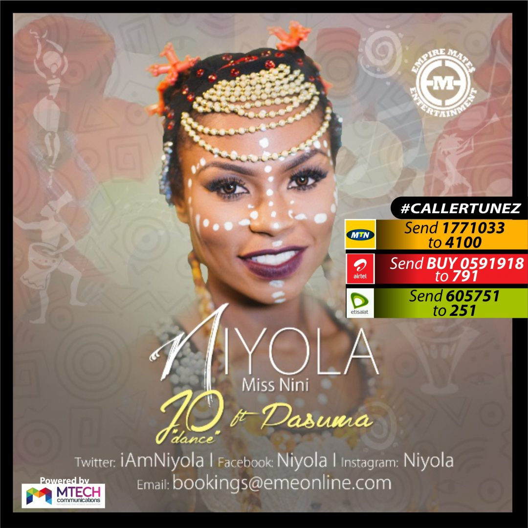 Download: Niyola - Jo ft. Pasuma