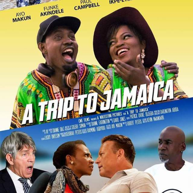 FULL MOVIE: A Trip To Jamaica Nigerian Nollywood Movie (Starr. AY)