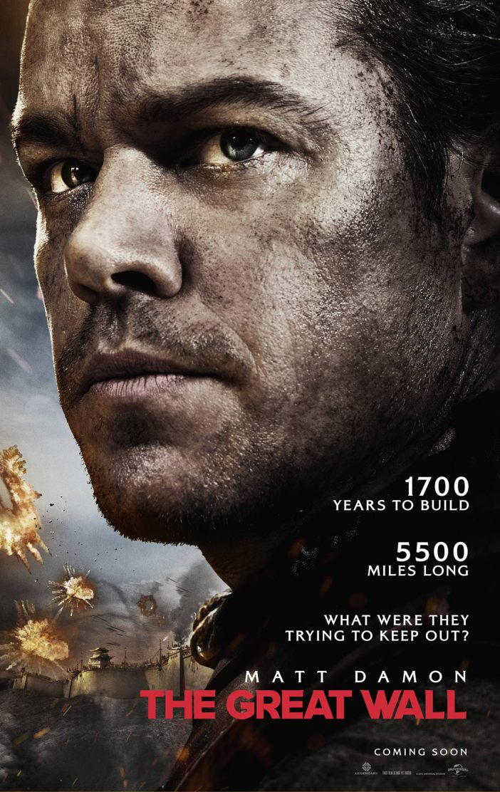 FULL MOVIE: The Great Wall 2016 720p HD 480p HD