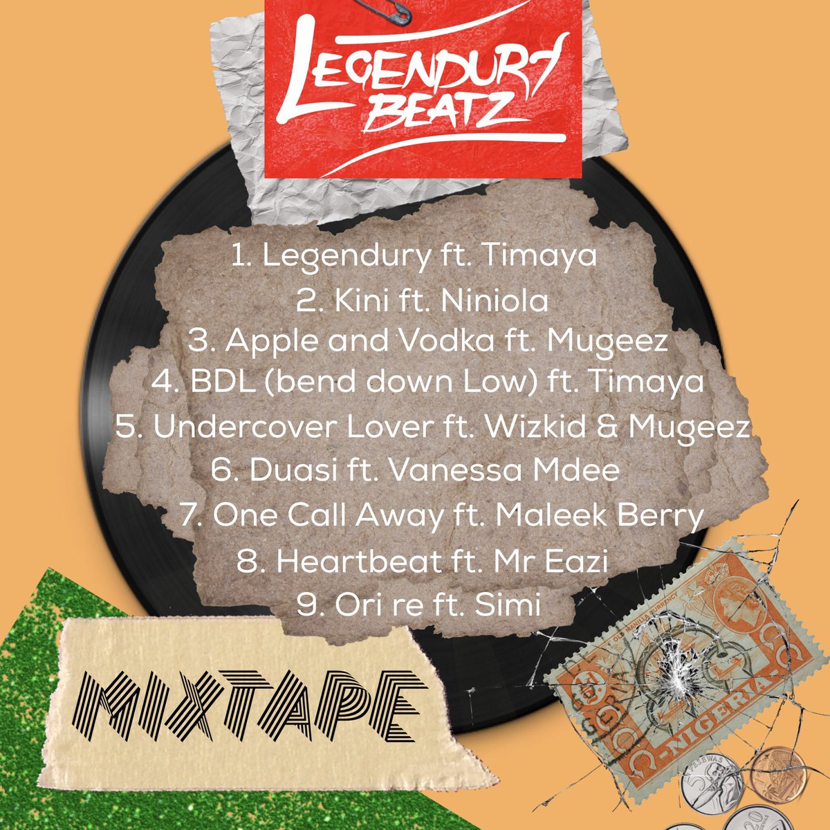 Legendury Beatz