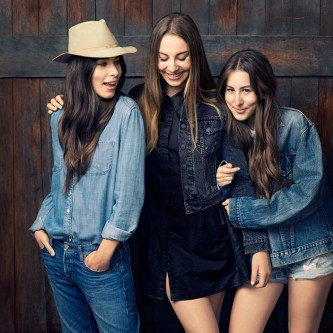 DOWNLOAD FULL ALBUM: HAIM - Something to Tell You