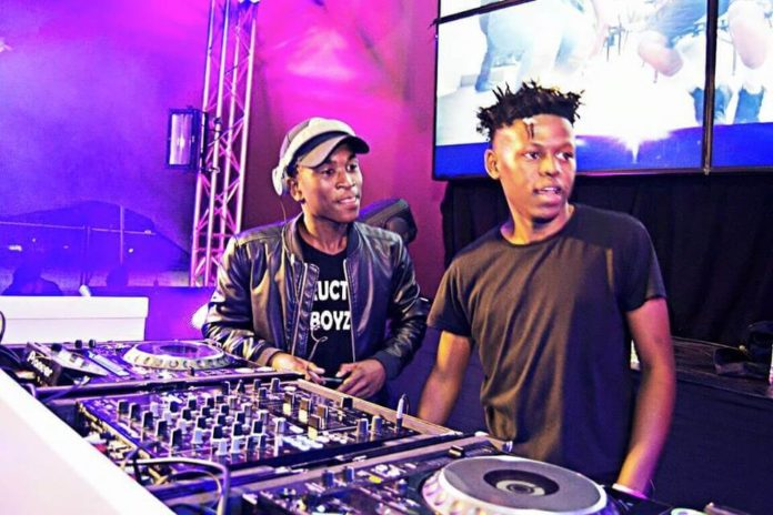 Distruction Boyz – Woza Sigibele image