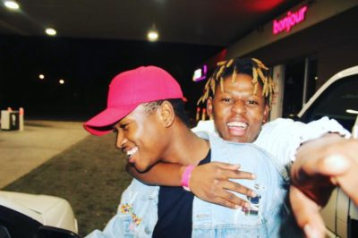 Distruction Boyz – Woza Sparks