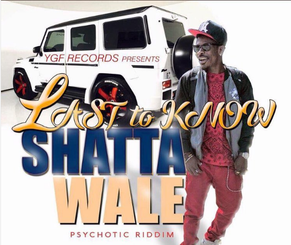 Last To Know By Shatta Wale