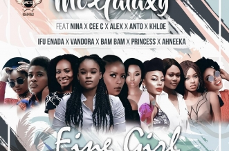 HOT BANG!: Mc Galaxy Ft. Nina, Cee C, Alex, Anto & Khloe – BBNaija Fine Girls