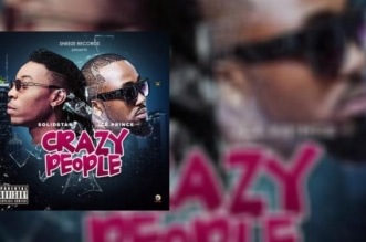 Solidstar ft. Ice Prince – Crazy People