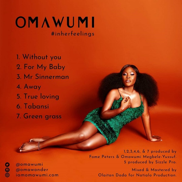 Omawumi Mr Sinnerman