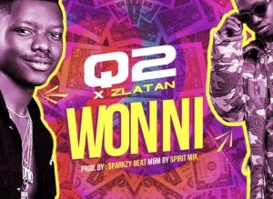 Q2 - WON NI ft. Zlatan