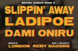 "LadiPoe – ""Slippin Away"" ft. Dami Oniru"