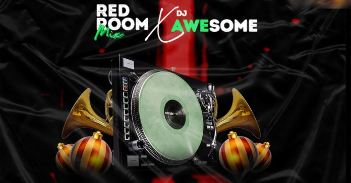 Red Room Mix - The Rave Mix Ft. DJ Awesome