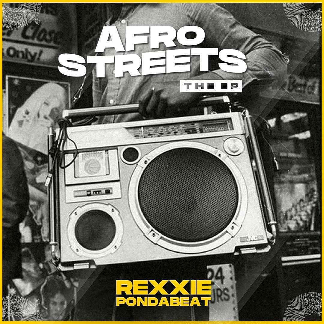 Rexxie - Afro Streets (The EP)