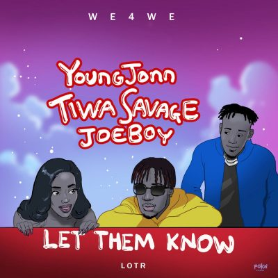Young John Let Them Know Mp3 Download