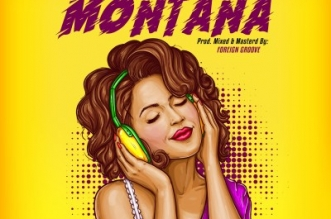 Vclef X Blessedbwoy - Montana (Prod. By Foreign Groove)
