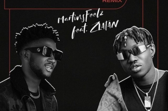 Martinsfeelz – Unstoppable (Remix) Ft. Zlatan