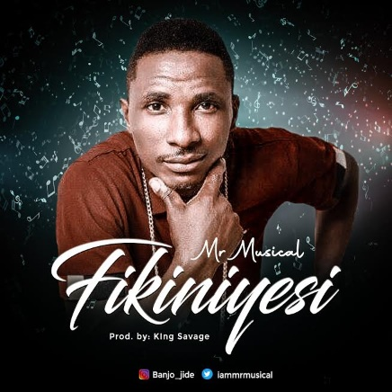 Mr Musical - Fikiniyesi